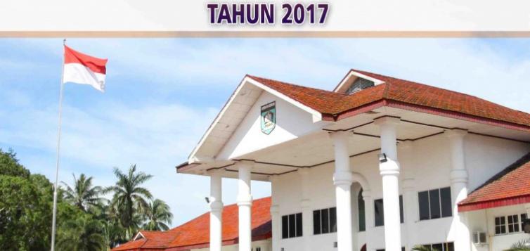 Informasi Laporan Penyelenggaraan Pemerintahan Daerah Kabupaten Asahan Tahun 2017
